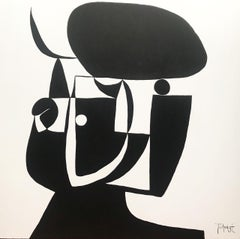 Cuerpo Negro, Contemporary Art, Abstract Painting, 21st Century