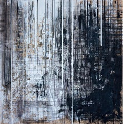 Industrial 5 , Contemporary Art, Abstract Painting, 21st Century