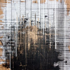 Industrial 11 , Contemporary Art, Abstract Painting, 21st Century