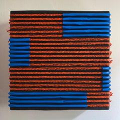 Postponing the death, Contemporary Art, Textile, 21st Century