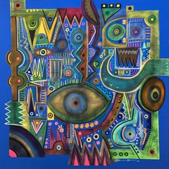 Bionic, Contemporary Art, Abstract Painting, 21st Century