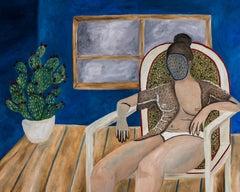 Sudden Melancholy, Contemporary Art, Painting, 21st Century