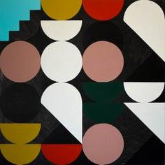 Contra el alba 2, Contemporary Art, Abstract Painting, 21st Century