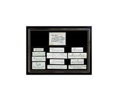 ERIC SLOANE 12 Original DRAWINGS Signed Art Advertisement DRAWING Book oil
