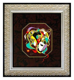 Pop Art Abstract Paintings
