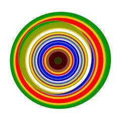 Jelcoba_ Spiral _2, 24 x 24, 1/ 200 ed. (unframed)