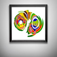 Jelcoba_ Spiral Deconstructed _14, 24 x 24, 1/ 200 ed. (unframed)