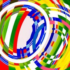 Jelcoba_ Spiral _ Multiples _17, 24 x 24, 1/ 200 ed. (unframed)