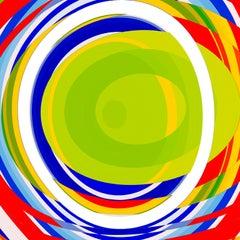 Jelcoba_ Spiral _ Multiples _19, 24 x 24, 1/ 200 ed. (unframed)