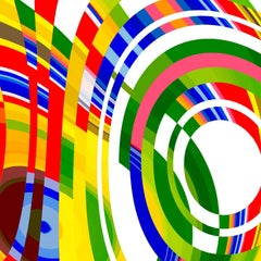 Jelcoba _ Spiral _ Multiples _24, 24 x 24, 1/ 200 ed. (unframed)