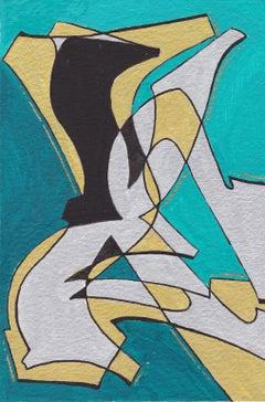 Harlequin 1 (Graffiti K Urban Graphic) / Limited ed. 25