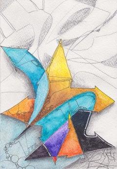 Resurgimiento (Urban Art Graphic Arrows) / Limited ed. 25