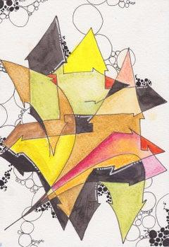 Punto de Direcciòn (Graffiti Graphic Arrows) / Limited ed. 25