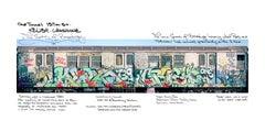 Spirit of Broadway Legacy (Graffiti Train) / Limited ed. 25