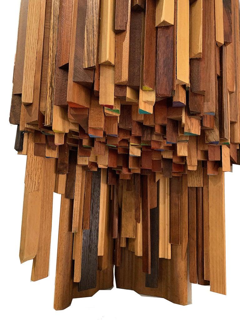 Corner Sculptural Shelf by Ben Darby For Sale 4