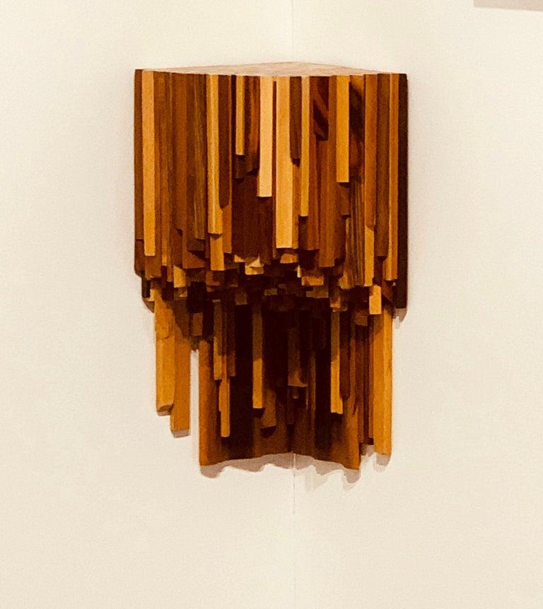 Corner Sculptural Shelf by Ben Darby For Sale 3