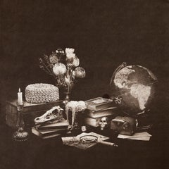 Vanitas (Nostalgia), handprinted lithograph on Japanese paper limited edition