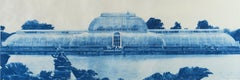 Paradise at Kew Gardens, hand printed photo lithography on Japanese paper 2018,