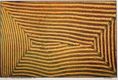 """Clitherall, Otter Tail Co, MN"" Striped fields look like fabric from aerial view"