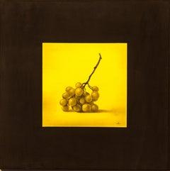 Orlin Mantchev Tonal Contemporary Fruit Still Life