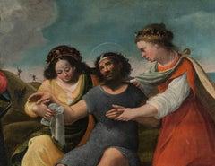 Giustammiani called Il Francesino, William of Maleval, 1640s, oil on canvas