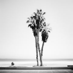 Sunday relaxing, California, USA - Black & White Fine Art Photography