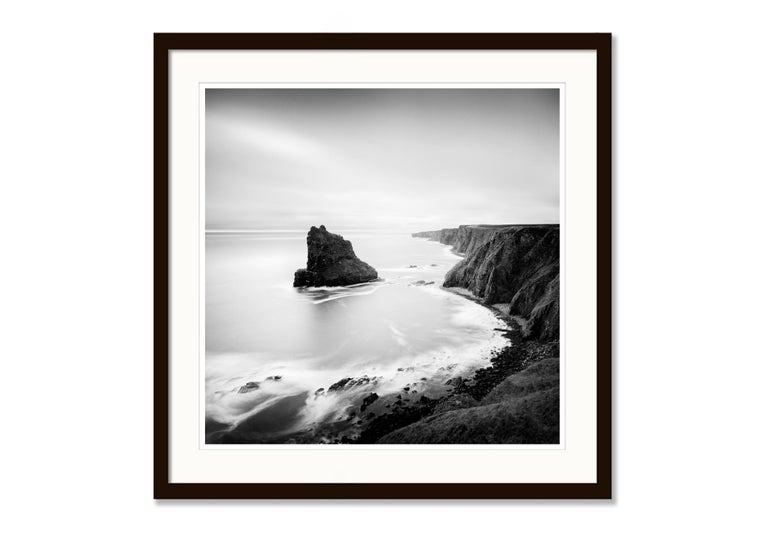 Surreal Moment 1, Scotland - Black and White Long Exposure Fine Art Photography For Sale 4