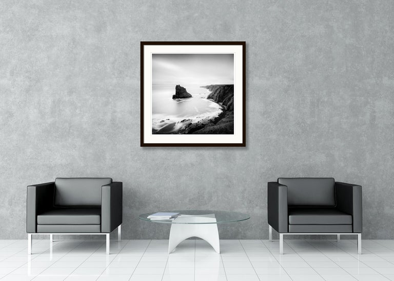 Surreal Moment 1, Scotland - Black and White Long Exposure Fine Art Photography For Sale 5