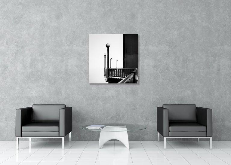 Golden Gate Study #9, San Francisco, USA - Black & White Fine Art Photography For Sale 2