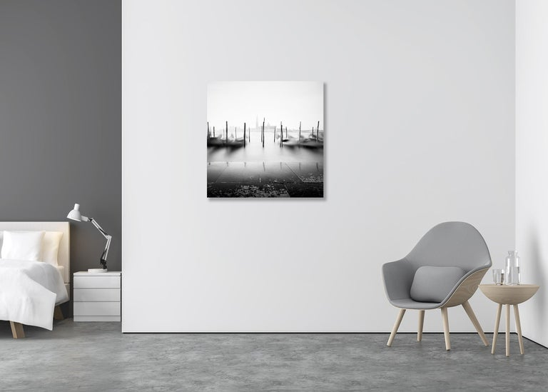 Edition of 7 Produced from the original 6x6cm medium format black and white negative film and printed as archival pigment ink print on fine art paper.  Hand signed, titled, negative date, print date and numbered on artist label. Selenium toned