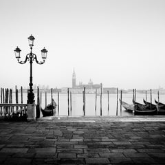 More Free Space, Venice, Italy - Black & White Fine Art Photography