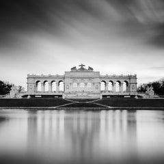 Gloriette 2, Schönbrunn Palace, Vienna - Black and White Fine Art Photography