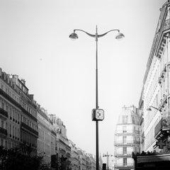le Parisien, Paris, France - Black and White Fine Art Photography