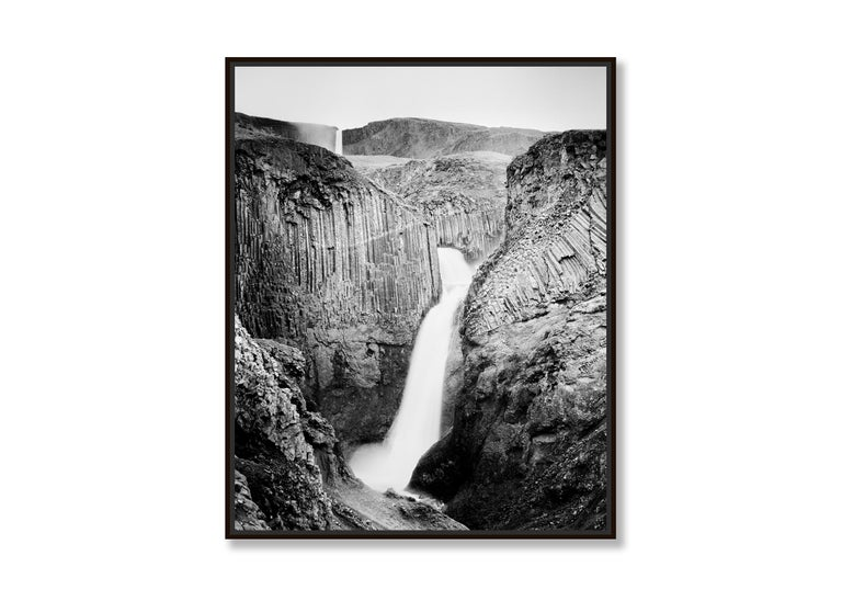 Edition of 5 Produced from the original 4x5 in large format black and white negative film and printed as archival pigment ink print on fine art paper.  Hand signed, titled, negative date, print date and numbered on artist label. Selenium toned