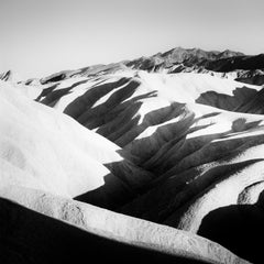 Shadow Mountains, California, USA - Black and White fine art film photography