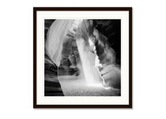 Antelope Canyon, Arizona, USA - Black and White Fine Art Landscape Photography