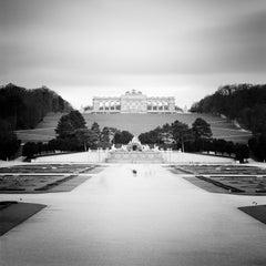 Gloriette, Vienna, Schloss Schönbrunn, contemporary black and white photography