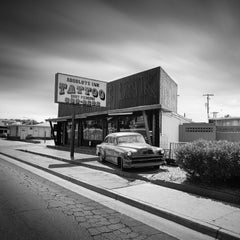 Absolute Ink Tattoo, Las Vegas, USA - Black and White fine art film photography
