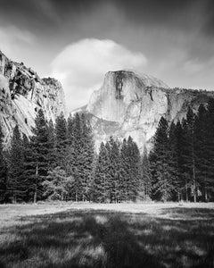 Half Dome, California, USA - Black and White Classic Fine Art Mountain Prints