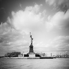 Statue of Liberty, New York City, USA - Black and White fine art pigment prints