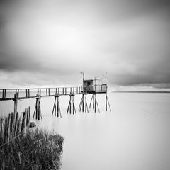 PK 53880, France - Black and White Fine Art Seascapes Stylt House Photography