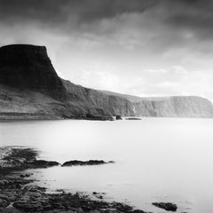 Neist Point, Isle of Sky, Scotland, black and white photography, landscapes