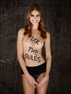 Fuck the rules - proche