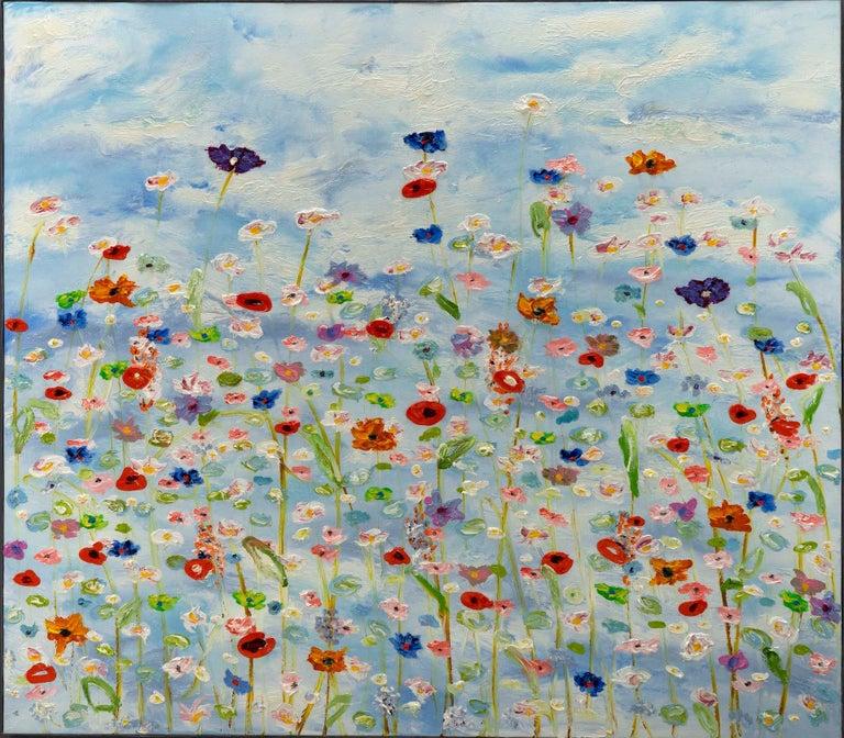 Peter Keizer Still-Life Painting - In mijn weg