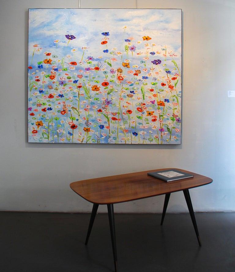 In mijn weg  - Painting by Peter Keizer