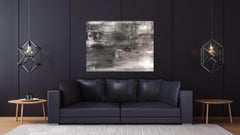 """154 II, Fine Art with Artist Hand Embellishment on Giclee Canvas: 48""""H x 36""""W"""