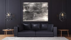 """154 II, Fine Art with Artist Hand Embellished on Giclee Canvas: 60""""H x 40""""W"""