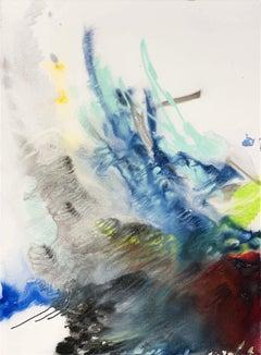 BURN by John Beard. Original Artwork, Hand Painted, & American Living Artist