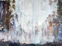 "MIST, Fine Art with Artist Hand Embellished on Giclee Canvas: 48""H x 36""W"