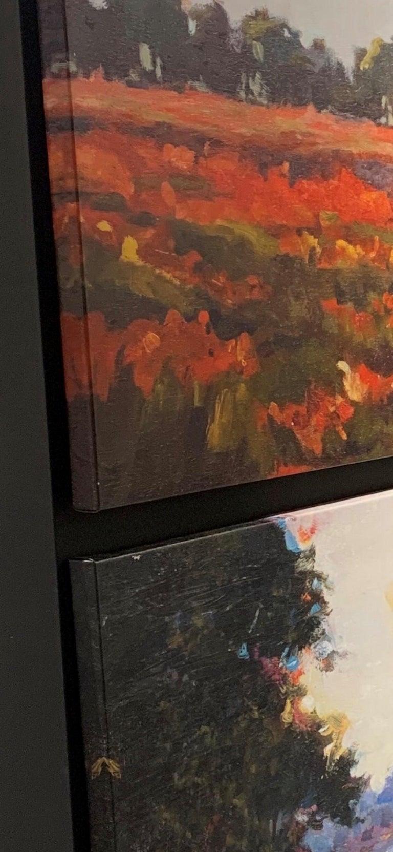VIVERE by John Beard. Original Artwork, Hand Painted, & American Living Artist For Sale 2
